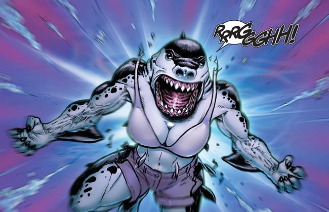 004 Shark Girl