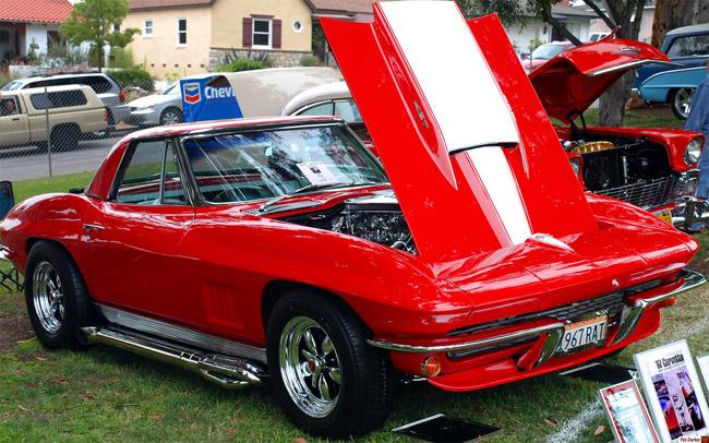 Stingray Corvette Chevy