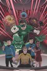 Green Lantern Star Trek 01
