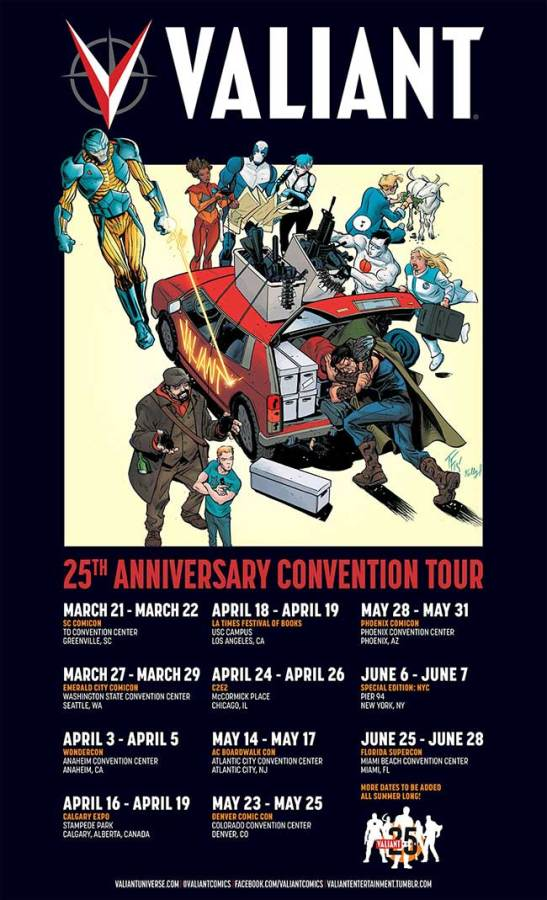 VALIANT_25th-Anniversary-Con-Tour_Art-by-Tom-Fowler