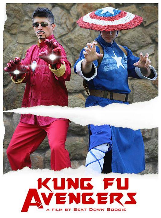 kungfuavengers
