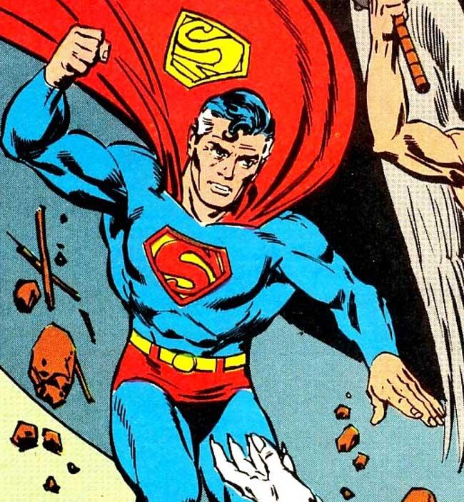 6 Superman
