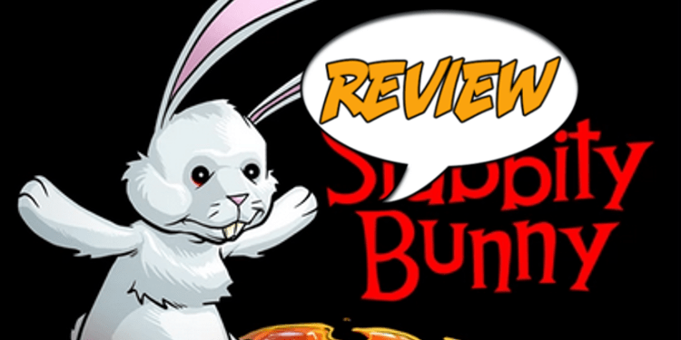 Stabbity Bunny, Richard Rivera, Dwayne Biddix, Liezl Buenaventura, Holiday, Vermont, Grace, plush rabbit,