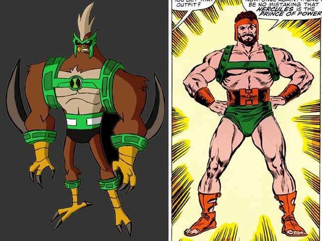 Hercules-Kickin'-Hawk