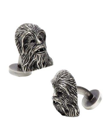 Chewbacca-cufflinks