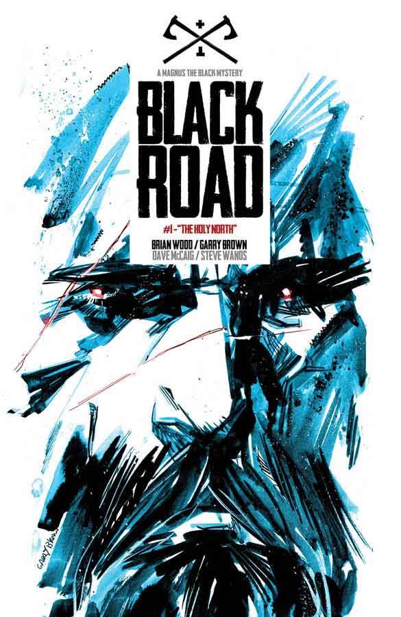 black-road
