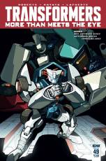 Transformers MTMTE_49_cover