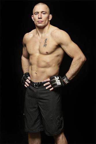 George-St-Pierre