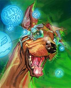 Scooby-by-Porter
