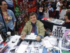 Autographs, signatures, Stan Lee, Marvel, Bullpen, conventions, CGC, Avery Brooks, Star Trek: Deep Space Nine, John de Lancie, Star Trek: The Next Generation, Indie comics, Jim Lee, Baltimore Comic-Con