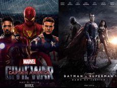 Marvel, DC, Civil War, Captain America, Batman, Superman, Justice League, Suicide Squad, Daredevil, Jessica Jones, Luke Cage, Netflix, Marvel's Agents of S.H.I.E.L.D., ABC, Ultimate Spider-Man, Guardians of the Galaxy, Avengers, Disney XD, Arrow, The Flash, DC's Legends of Tomorrow, Preacher, Lucifer, Supergirl, Amalgam, Dark Claw, Wolverine, Deadpool