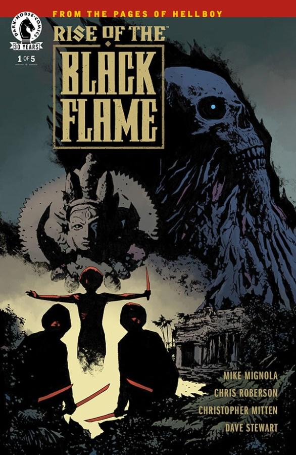 rise ofthe black flame