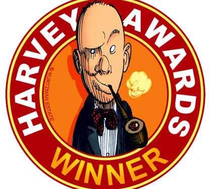 Harvey-Award-Winners