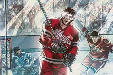 Wayne Hall, Wayne's Comics, Hockey Karma, Howard Shapiro, Hockey Saint, Stereotypical freaks, Jake, hockey, Tom Leonard, Jeremiah Jacobson, Animal Media Group