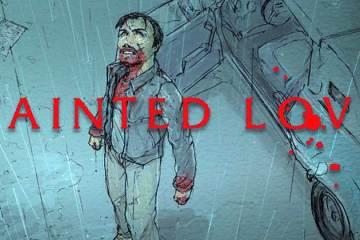 Wayne Hall, Wayne's Comics, Tainted Love, David Carr, John Hernandez, vampire, C5 Studio, Halloween, Baltimore Comic Con,