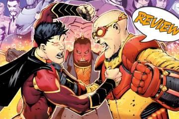 Justice League, New Super-Man, Kenan, Batman, Wonder Woman, Starro, China, Teen Titans, Freedom Fighters, Rebirth,