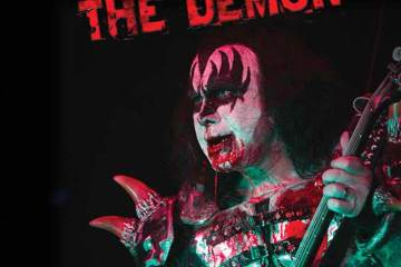 KISS The Demon #3