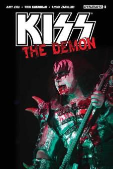 KISS The Demon #3