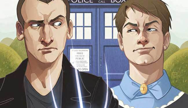 Doctor Who 9th Doctor #11