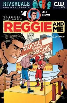 Reggie and Me #4