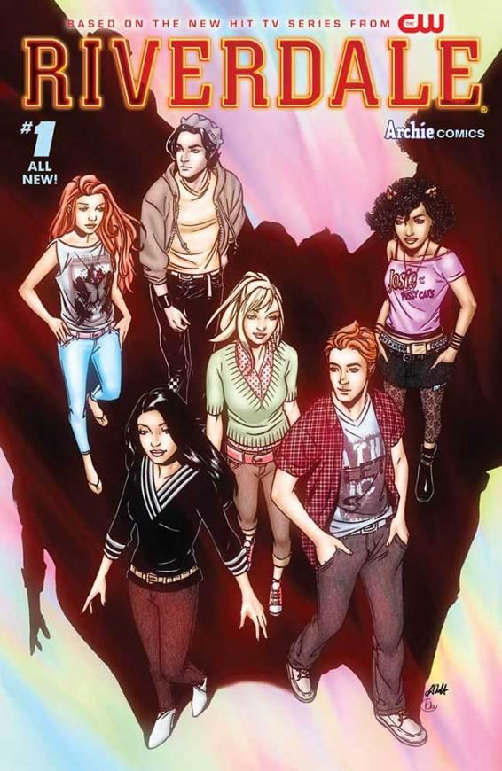 Riverdale#1-MartinezMain
