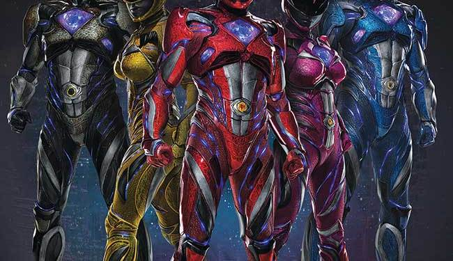 Saban's Power Rangers Aftershock Preview