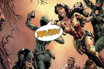 Wonder Woman #19 Review