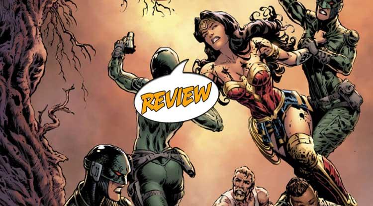 Wonder Woman #19 Review