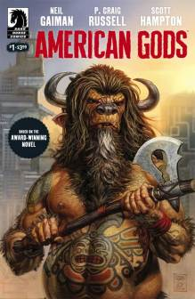 American Gods Shadow #1