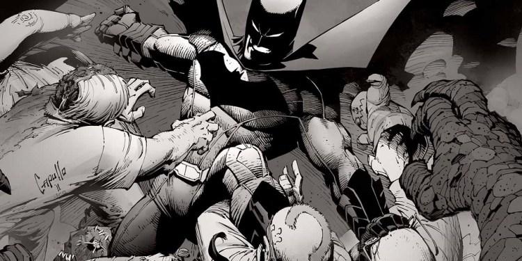 Greg Capullo Batman