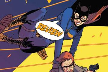 Batgirl #10 Review