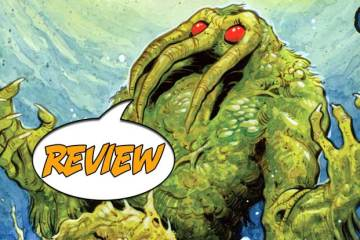 Man-Thing #2 Review