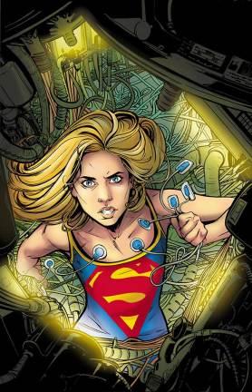 Supergirl Being Super #3