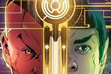 Star Trek Green Lantern #5