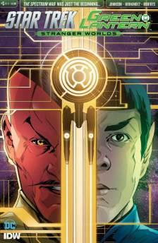 Star Trek Green Lantern #5