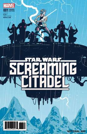 Star Wars The Screaming Citadel