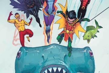 Teen Titans #7