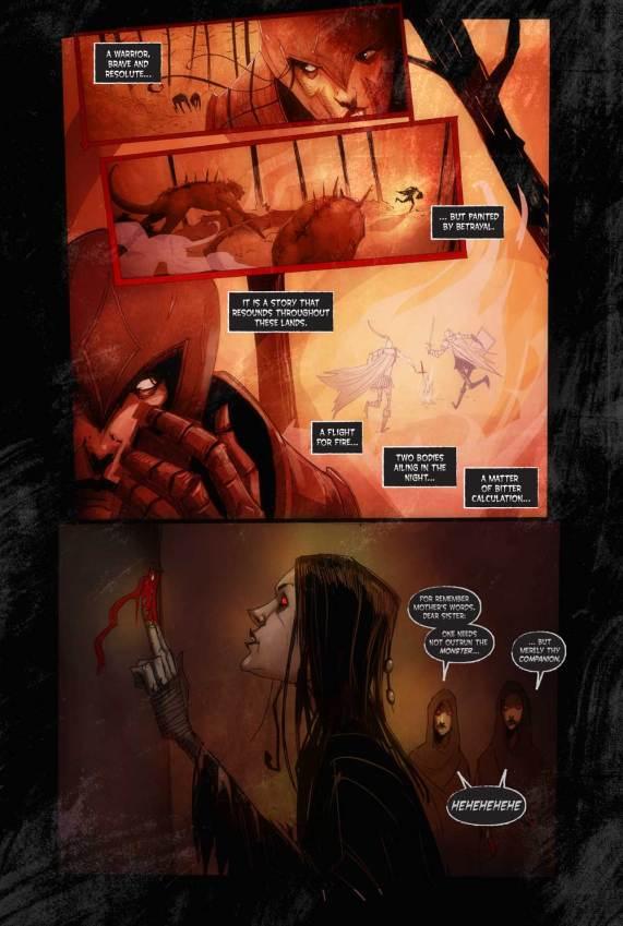 Tales of Ember - Damien Worm