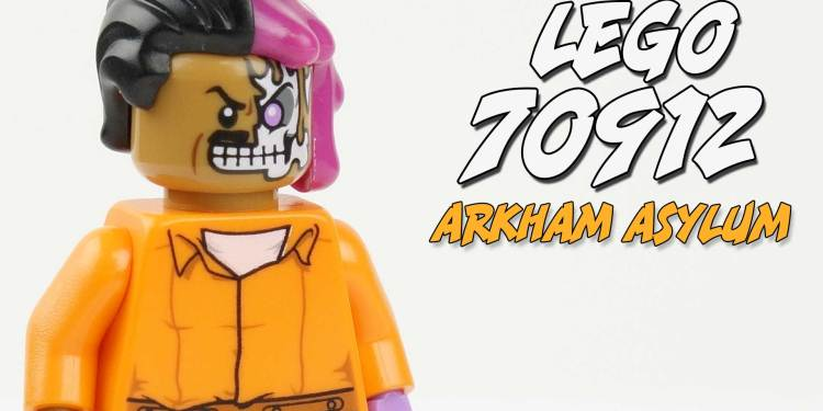 LEGO Batman Movie Arkham Asylum