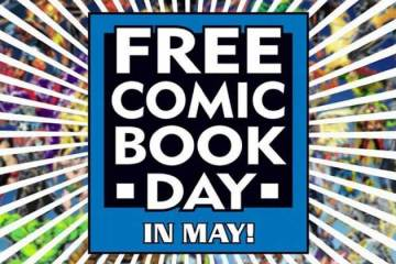 free comic book day fcbd