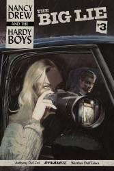 Nancy Drew and the Hardy Boys #3