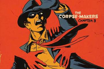 Will Eisner's The Spirit: Corpsemakers #3