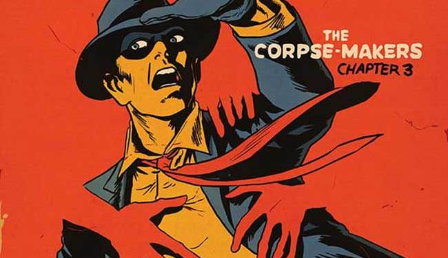 Will Eisner's The Spirit: Corpsemakers #3