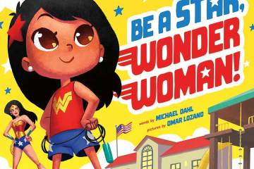 Be A Star Wonder Woman