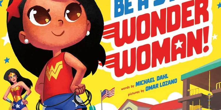 Be A Star Wonder Woman