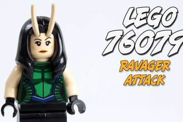 LEGO Guardians of the Galaxy Vol. 2 Ravager Attack
