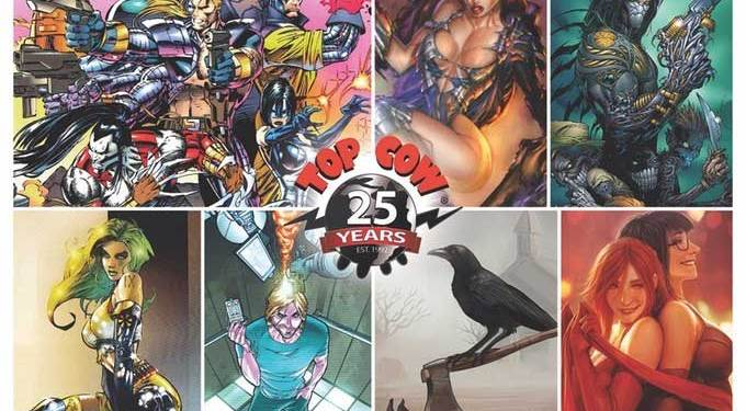 Top Cow Talent Hunt