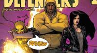 Defenders #1 Review