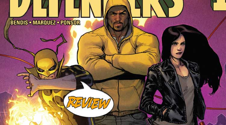 Defenders #1 Review