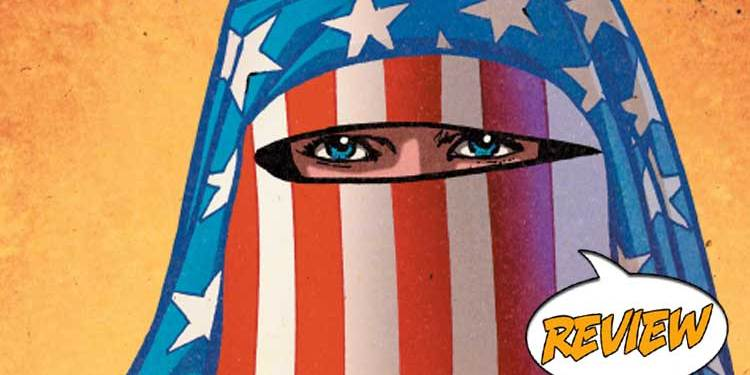 Divided States of Hysteria #1 Review